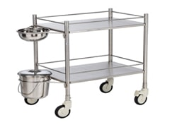 Manufacturer of dressing trolley, ss dressing trolley and hospital dressing trolley